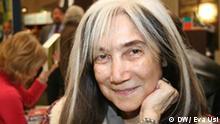 Maria Kodama, Witwe von der argentinische Schriftsteller Jorge Luis Borges. Frankfurter Buchmesse 2009 Frankfurter Buchmesse 2009