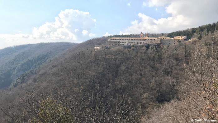 Kloster Trisulti, Collepardo