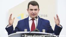 Ukraine NABU Antikorruptionsbüro | Artem Sytnyk, Direktor