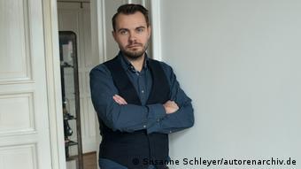 Christopher Nehring, Historiker, Berlin (Susanne Schleyer/autorenarchiv.de)