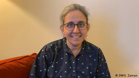 Sophia Hasnain (DW/Q. Zaman)
