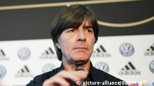DFB-Pressekonferenz Joachim Löw