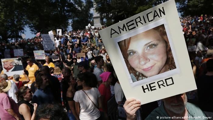 Charlottesville white supremacist gets second life sentence