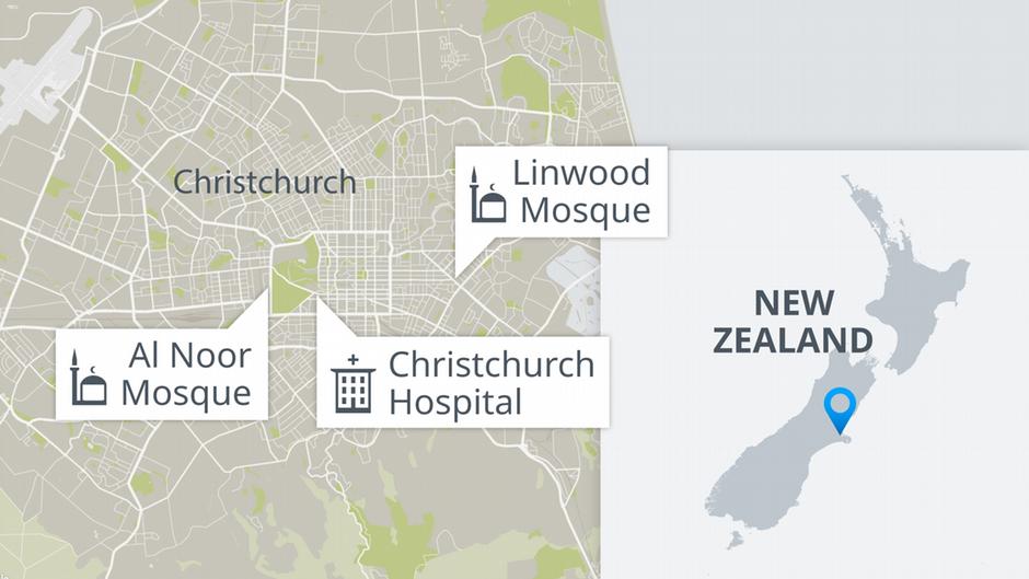 New Zealand: Twin terrorist attacks kill dozens at Christchurch ...