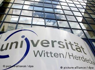 Приватниот универзитет Витен-Хердеке
