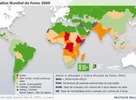 Índice Mundial da Fome 2009