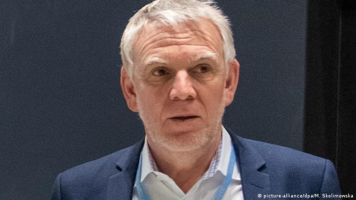 (Ausschnitt) Polen Katowice - Weltklimagipfel in Kattowitz - Jochen Flasbarth