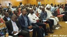 Mosambik internationales Seminar in Maputo
