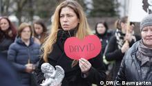 Österreich Begräbnis von David Dragicevic in Wien