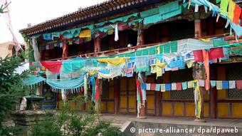 Das Geburtshaus des Dalai Lama in Taktser