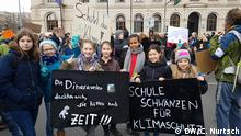 Berlin - Klimastreik: Kinder demonstrieren