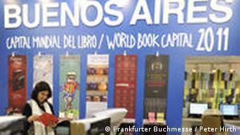 Frankfurter Buchmesse 2009: Argentinien, Gastland 2010