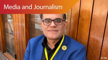 #speakup barometer Pakistan Media and Journalism (DW)