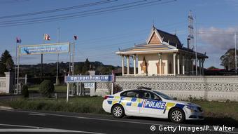 Δρακόντεια μέτρα ασφαλείας στα τεμένη της Νέας Ζηλανδίας.
