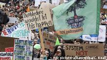Deutschland Fridays for Future Demonstration in Berlin