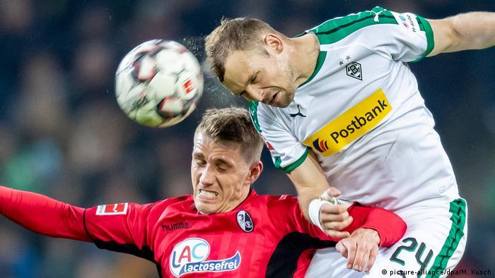 Bundesliga Borussia Mönchengladbach - SC Freiburg (picture-alliance/dpa/M. Kusch)