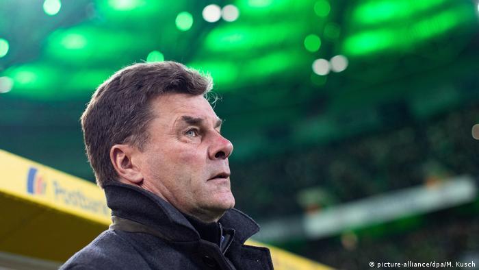 Bundesliga Borussia Mönchengladbach - SC Freiburg | Dieter Hecking