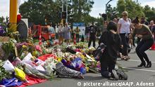 Neuseeland | Anschlag von Christchurch | Gedenken