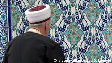 Moschee Stuttgart Feuerbach Iman Gebet