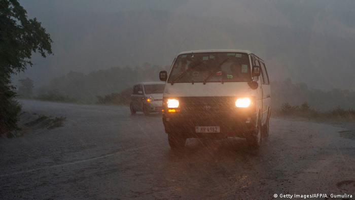 Malawi Zyklon Idai (Getty Images/AFP/A. Gumulira)