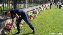 Christchurch Trauer nach Terroranschlag