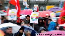March against Racism in Berlin