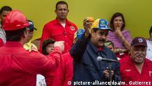 Venzuela 2016 | Nicolas Maduro, Präsident mit Mango
