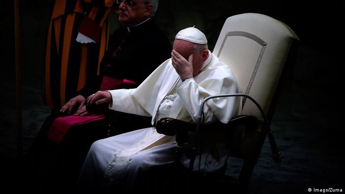Vatikan Papst Franziskus Audienz