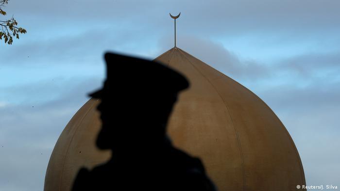 Christchurch Terroranschlag Al Noor Moschee Polizei
