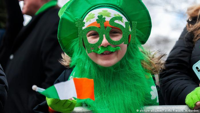 St Patrick S Day How An Irish Celebration Went Global