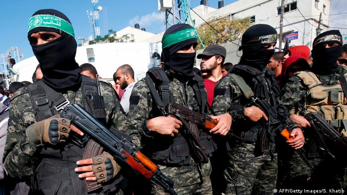 Brigadas de Ezedin Al Qasam, el brazo armado del Hamás