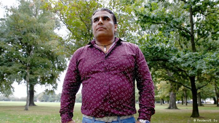 Terroranschlag Christchurch Abdul Aziz (Reuters/E. Su)