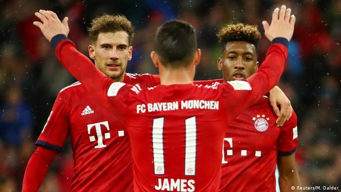 Fußball Bundesliga FC Bayern München - Mainz 05 (Reuters/M. Dalder)