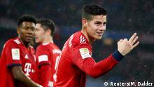 Fußball Bundesliga FC Bayern München - Mainz 05