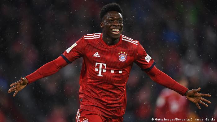 Fußball Bundesliga FC Bayern München - Mainz 05 (Getty Images/Bongarts/C. Kaspar-Bartke)