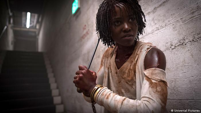 Film still Lupita Nyong'o in 'Us' (Universal Pictures)