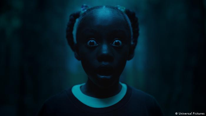 Film Still 'Us' - a frightened child (Universal Pictures)