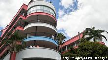 Venezuela Universitätsklinik in Caracas