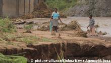 Simbabwe Zyklon Idai in Chimanimani, Manicaland