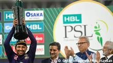 Pakistan Karatschi PSL Cricket-Finale 2019