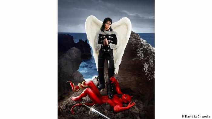 'American Jesus: Archangel Michael: And No Message Could Have Been Any Clearer,' David LaChapelle(David LaChapelle)