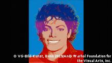 Bonn Bundeskunsthalle Ausstellung MICHAEL JACKSON - ON THE WALL