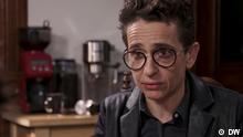 Nemtsova Interview mit Mascha Gessen, Schriftstellerin. Am 1.02.2019 in New-York, USA
