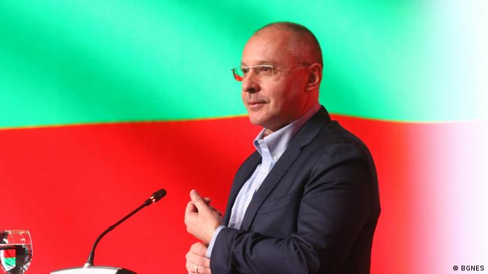 Sergei Stanischew (BGNES)