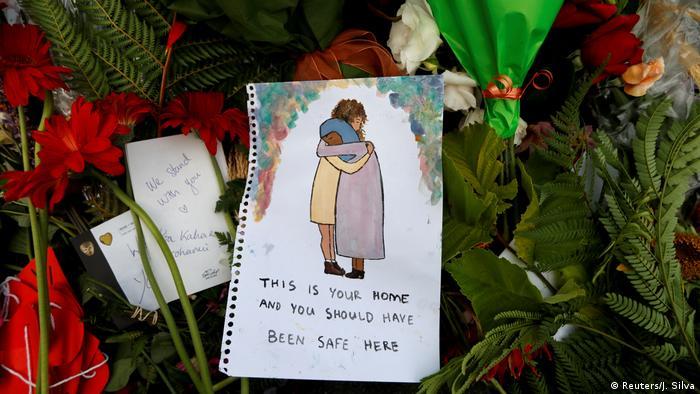 Neuseeland Gedenken an Opfer des Terroranschlags