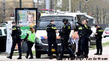 Verletzte nach Schießerei in Utrecht