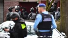 Police in Utrecht (picture-alliance/ANP/R. Utrecht)