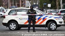 Niederlande, Utrecht: Mehrere Verletzte und ein Todesopfer