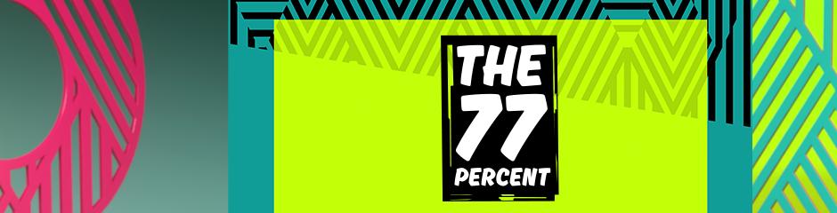 DW The 77 Percent Program Guide Themenheader