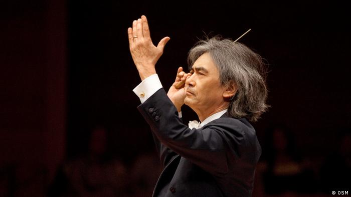 How Kent Nagano got a French accent